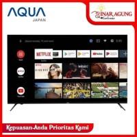 AQUA ANDROID SMART TV 50 INCHI 50AQT6300 GARANSI RESMI