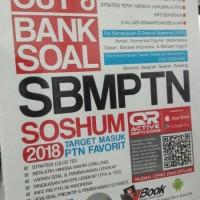 Buku Tryout & Bank Soal Sbmptn Soshum 2018 Target Masuk Ptn Favorit ol