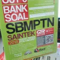 Buku Tryout & Bank Soal Sbmptn Saintek 2018 Target Masuk Ptn Favorit o