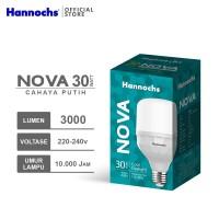 Hannochs LED Capsule Nova 30 watt CDL - Putih - Lampu Kapsul