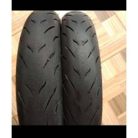 Ban Corsa R46 second UK 80/80 & 90/80 R 14 ALL MATIC