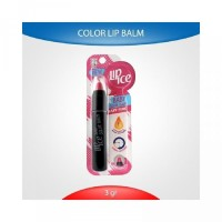 TERMURAH Lipice / Lip Ice Baby Color Balm [Pink, Nude, Red]