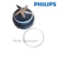 Karet Blender Philips HR 2157 Duravita Tritan jar - Seal JUS