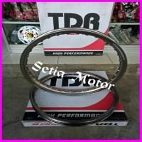 Velg TDR U Shape Ring 17 Lebar 140 140 Velag Jari Jari Titanium Sepasa