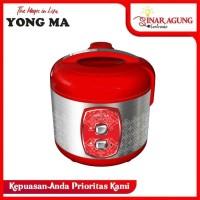 YONG MA RICE COOKER 2 LITER SMC7023 SMC-7023 SMC 7023 - MERAH
