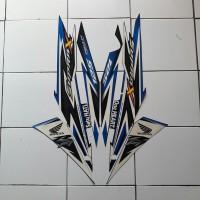 sticker honda supra x 125 fi 2014 biru