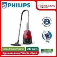 PHILIPS VACUUM CLEANER POWER GO FC8243/09 FC8243 FC [ ORIGINAL ] RED
