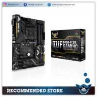 ASUS TUF B450-PLUS GAMING AM4 ATX MOTHERBOARD AMD