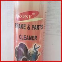 BRAKE PARTS CLEANER ZONE 500 ML PEMBERSIH PIRINGAN REM