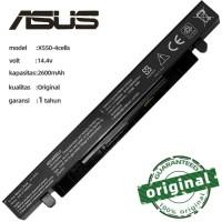 batre Baterai Original Laptop Asus X550 X550J X550JK X550JX A41-X550A