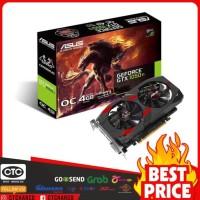 Vga Card Asus Cerberus Geforce® Gtx 1050 Ti Oc Edition 4Gb Gddr5