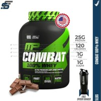 mp combat 100% whey 5lbs muscle pharm whey protein - strawberi