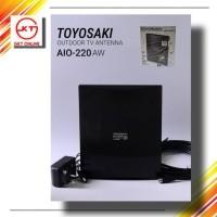 PROMO ANTENNA TV HDTV DIGITAL TOYOSAKI/ ANTENE TV / ANTENA TV OUTDOOR