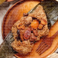 Bacang Pork - Nasi terjamin
