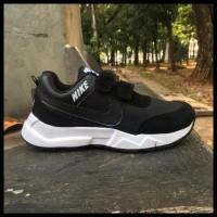 JUAL Sepatu sekolah anak hitam Nike laki laki dan perempuan