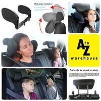 Bantal Headrest Side Mobil Adjustable Car Sleep Headrest Side Samping
