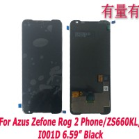 LCD TOUCHSCREEN AZUS ZEFONE ROG 2 PHONE-ZS660KL-BLACK-LCDTS AZUS
