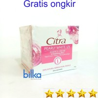CITRA Pearly White UV Facial Moisturizer 40g