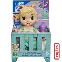 BABY ALIVE Gotta Bounce Blonde Frog Outfit hasbro E9427