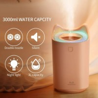 JJRC Aroma Therapy Air Humidifier 3000ml Aromaterapi Air diffuser Oil