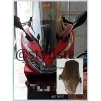 ORIGINAL Windshield Visor New Honda PCX Lokal Tinggi Aksesoris Motor