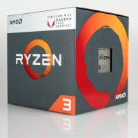 AMD Raven Ridge Ryzen 3 2200G AM4