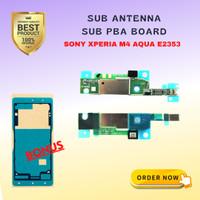Antenna Microphone Board For Sony Xperia M4 Aqua E2353 E2333 Mic PBA