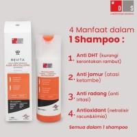 Ds laboratories revita shampo 205ml anti DHT mengobati rontok