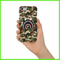 Custom Case Bape Shark Vivo Y12 Y20 Y30 Y91c V20 Se Y12s Y30i Y91 Z1 P