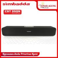 Simbadda Portable Bluetooth Speaker CST 350N Mini Soundbar