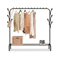 Goto Spiko Single Stand Hanger Rak Besi Gantungan Baju Pakaian