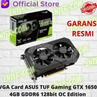Vga Card Asus Tuf Gaming Gtx 1650 4Gb Gddr6 128Bit Oc Edition Gtx1650