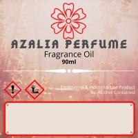 ARIANA GRANDE - MOONLIGHT - FRAGRANCE OIL - BIBIT PARFUM 90ML