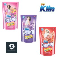 So Klin - Pewangi Double Perfume - Perfuming Clothes - Pouch 1800 ml