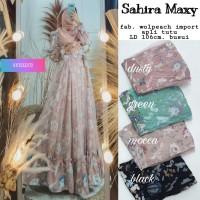 Maxy dress wanita muslim - baju kondangan wanita terbaru - baju pesta