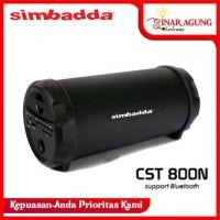 SIMBADDA PORTABLE SPEAKER BLUETOOTH CST800N CST 800N - BLACK