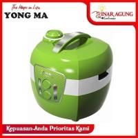 YONG MA Magic Com 2L YMC 3053 / SMC 3053 (DIJAMIN 100% ORI) HIJAU