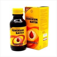 TONIKUM BAYER 100 ML-SUPLEMEN MAKANAN MULTIVITAMIN, MINERAL&ZAT BESI