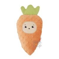 Carrot Minky Doll - Baby Loop - BabyLoop