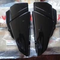 Tutup Dop Box Aki Kanan Kiri RX King New Set Ori Asli Yamaha YGP