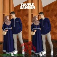 BAJU MUSLIM COUPLE SAMSAN