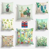 Bantal Sofa Kaktus / Cactus Plant