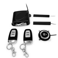 Start Stop Engine with RFID Security Keyless Entry Alarm Lock remote