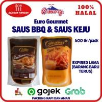 EURO GOURMET Saus BBQ & Saus Keju (Cheese Sauce) 500gr