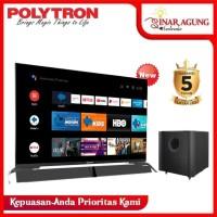 POLYTRON SMART ANDROID TV FULL HD PLD 43BAG9953 PLD43BAG9953 RESMI
