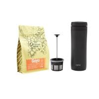 Paket Seduh Espro Coffee Travel Press Black