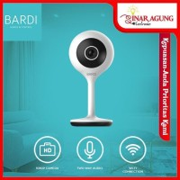 BARDI Smart IP Cam indoor STC CCTV Wifi Home Automation 1080p Full HD