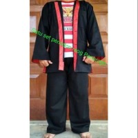 Setelan Penadon Baju Warok Reog Ponorogo - Set Baju warok Ponorogo