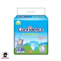 CONFIDENCE Adult Pants Popok Celana Dewasa XL10 XL 10