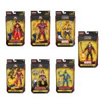 Marvel Mainan Deadpool Legends E7456